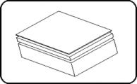 Sheet - 3000 x 1500mm - PPH Grey (Beige)