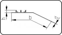 Waterstop Profile 3-Ribs